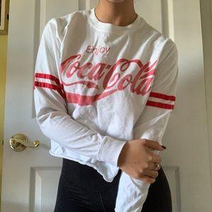 Coca-Cola long sleeve t